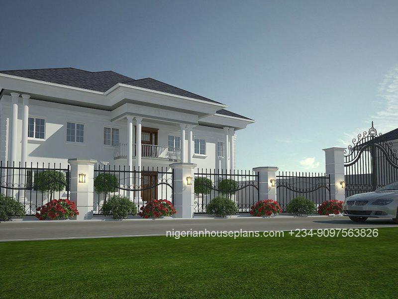nigeria,house,plan,home,building,design,