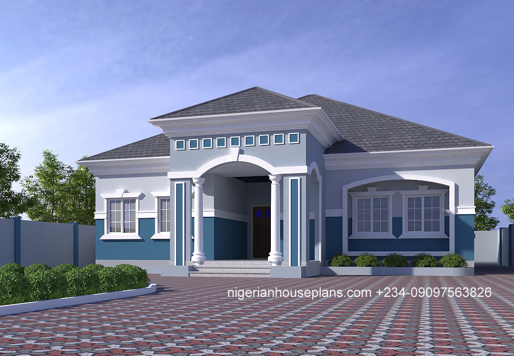 3 bedroom bungalow,building,design.nigeria,house,plan