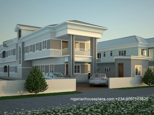 nigeria,house,plan,home, 4 bedroom,duplex