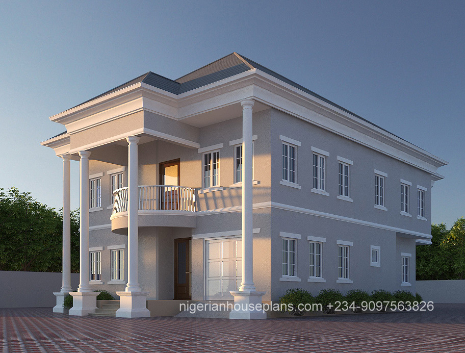 Nigerianhouseplans your one stop building project - Design a building online free ...