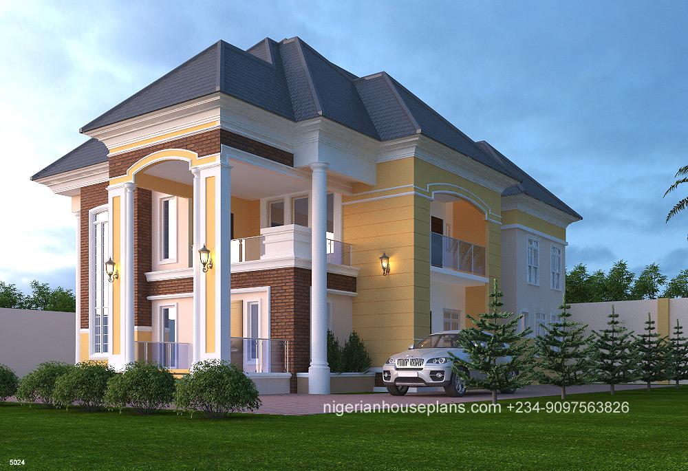 nigerian-house-plans-5024.3 - NigerianHousePlans