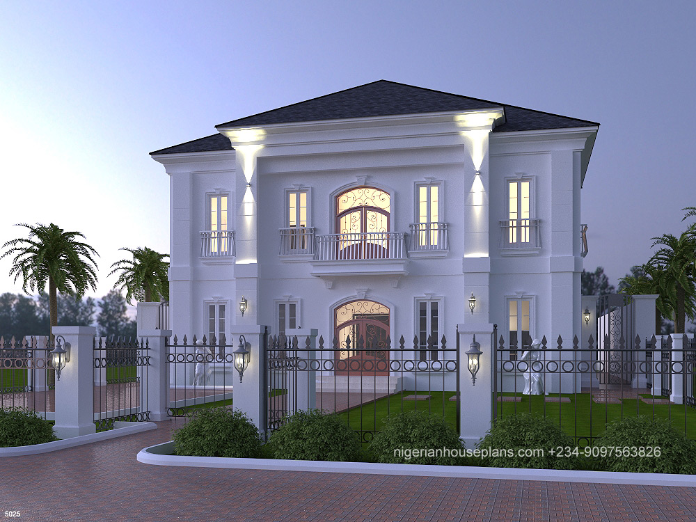 nigeria,house,plan,duplex