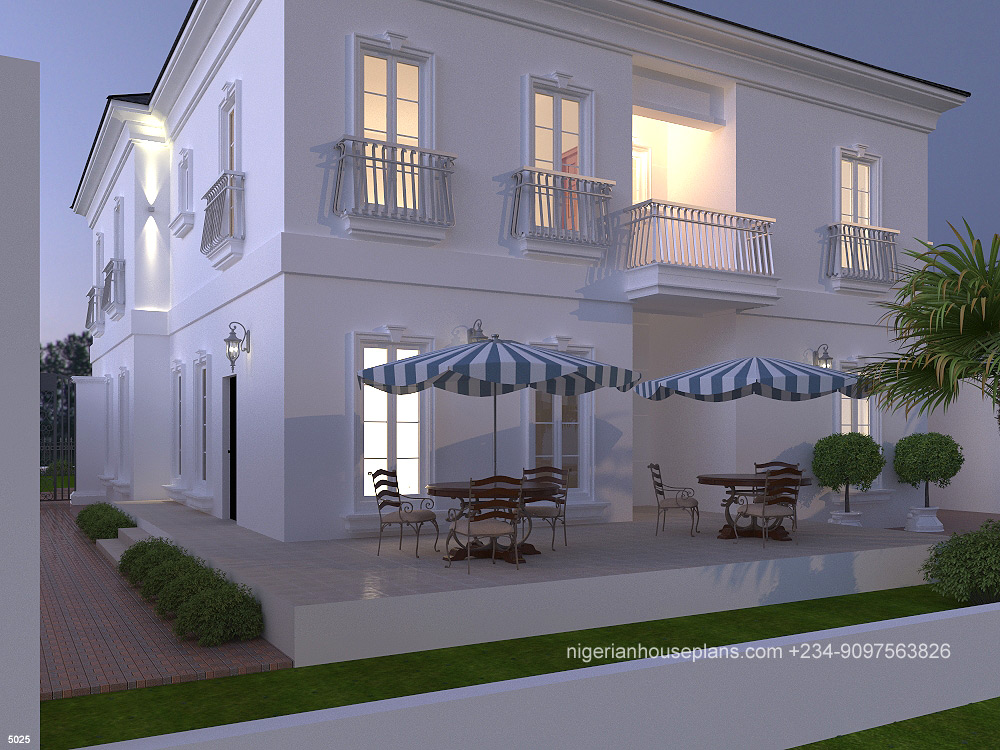 nigeria,house,plan,classic,beautiful,design