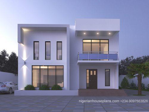 modern,contemporary,nigeria,house,design